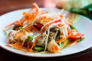 China Restaurant San Bao mit leckeren asiatischen Essen aus dem asiatischen Raumin Tübingen.